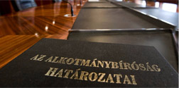 The Hungarian Constitutional Court's Place in the Constitutional System of Hungary