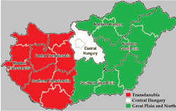 Regional Development and Well- Being of Regions in Hungary