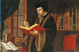 The Role of Calvinism in the Development of Modern Economy