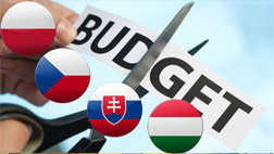 The Change of Government Debt Management in the Visegrád Countries